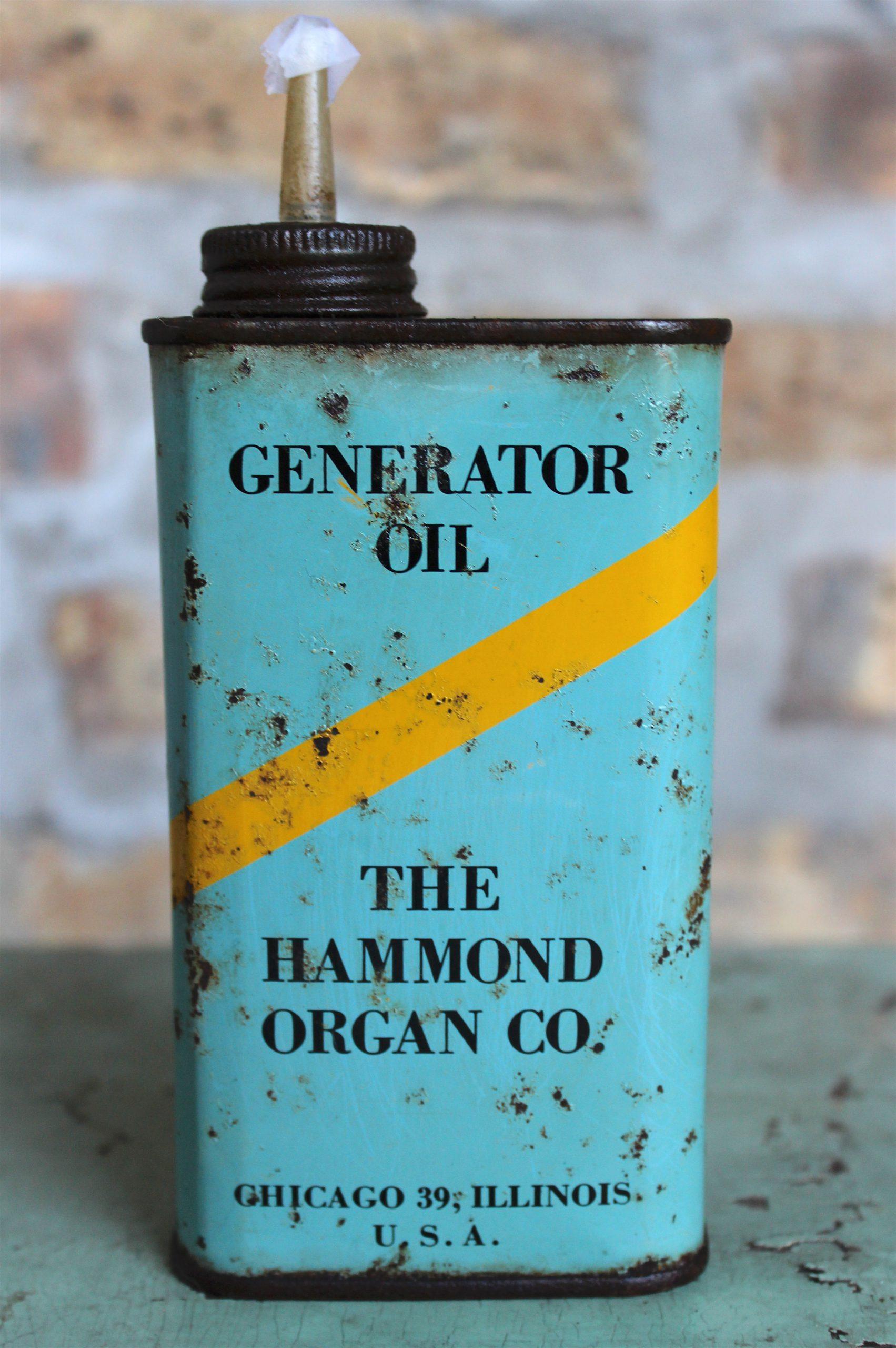 Hammond Organ Company, est. 1928