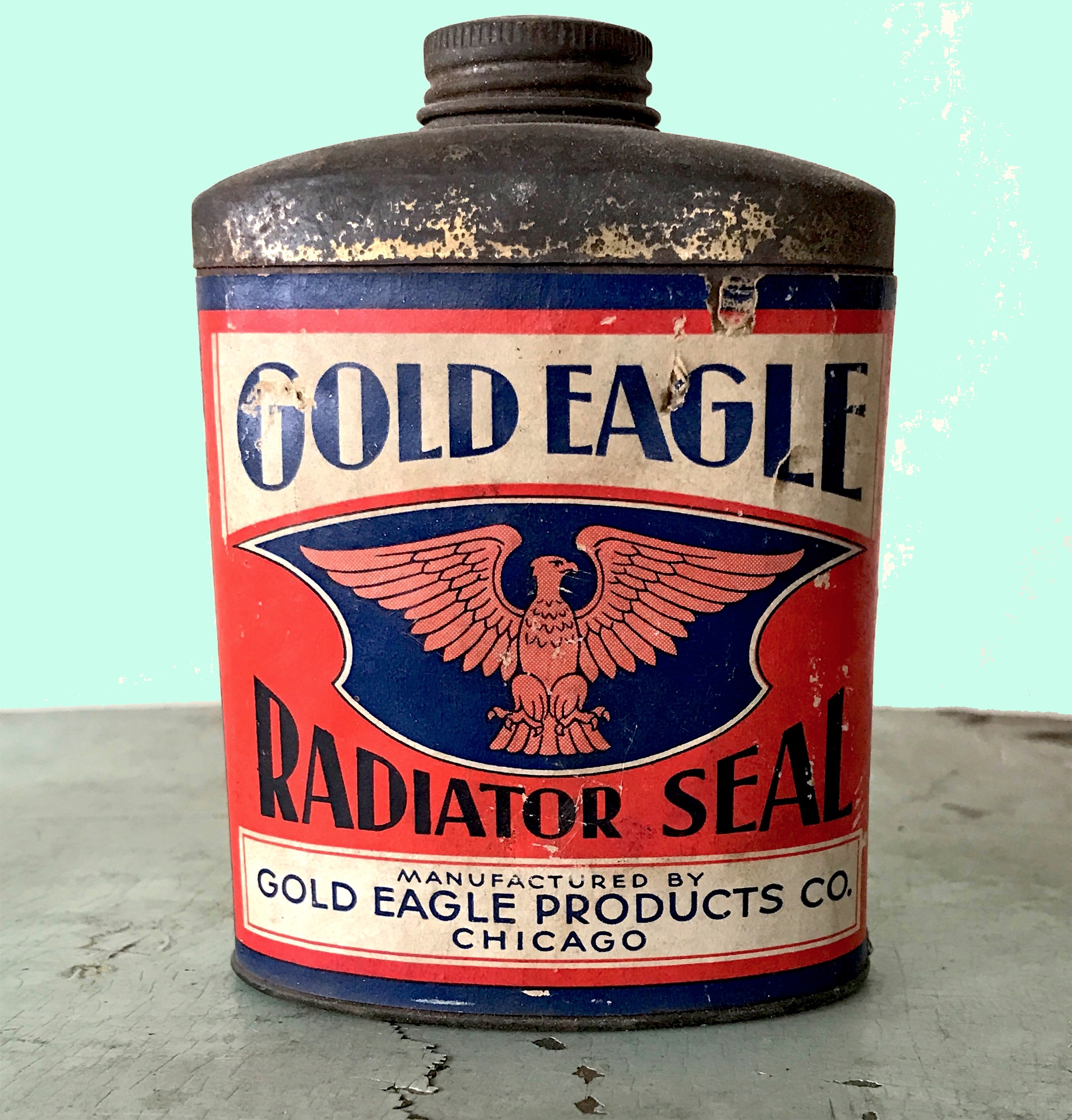 Gold Eagle Products Co., est. 1932