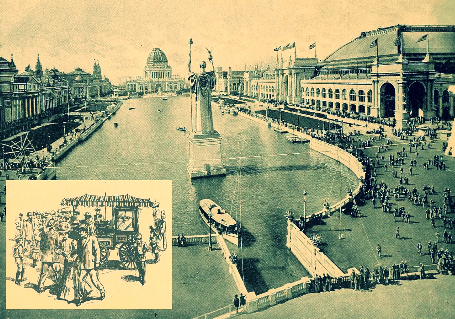 Cretors Columbian Exposition