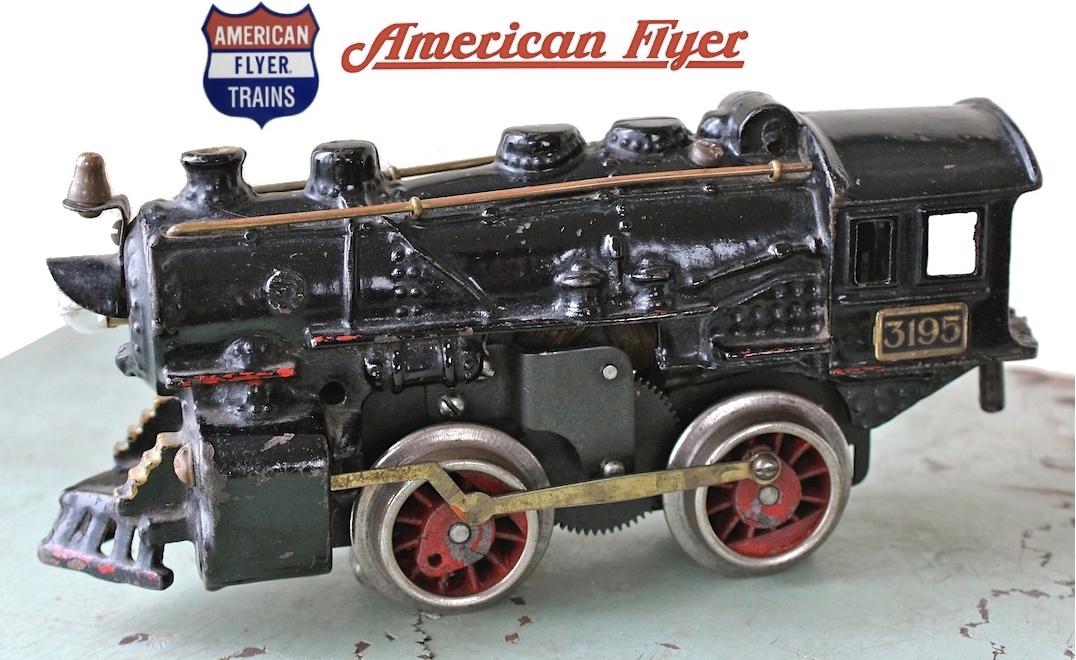 American Flyer 3195 locomotive