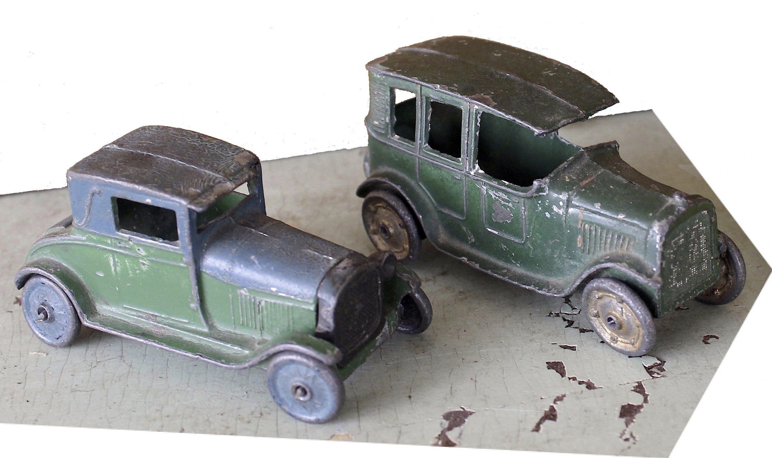 TootsieToy cars 1920s