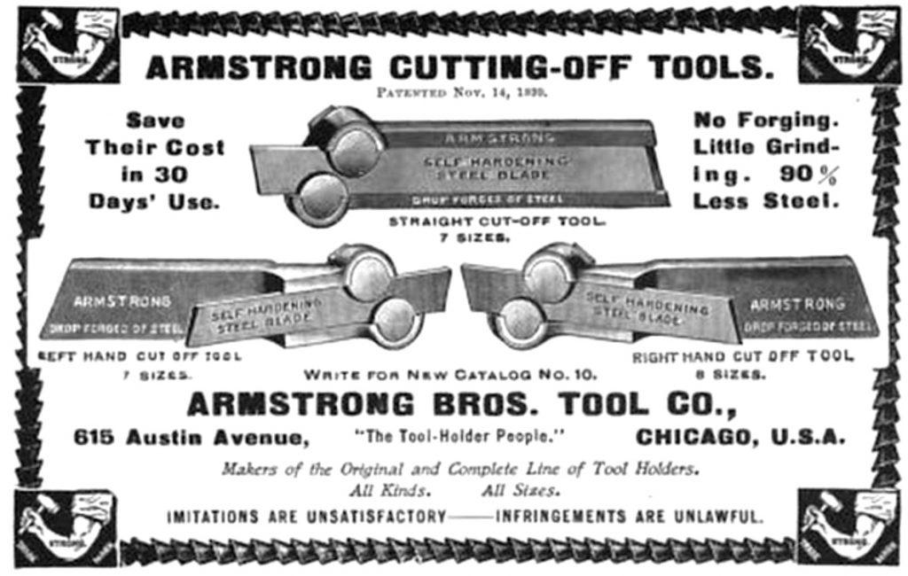 Armstrong Bros Tool Co.