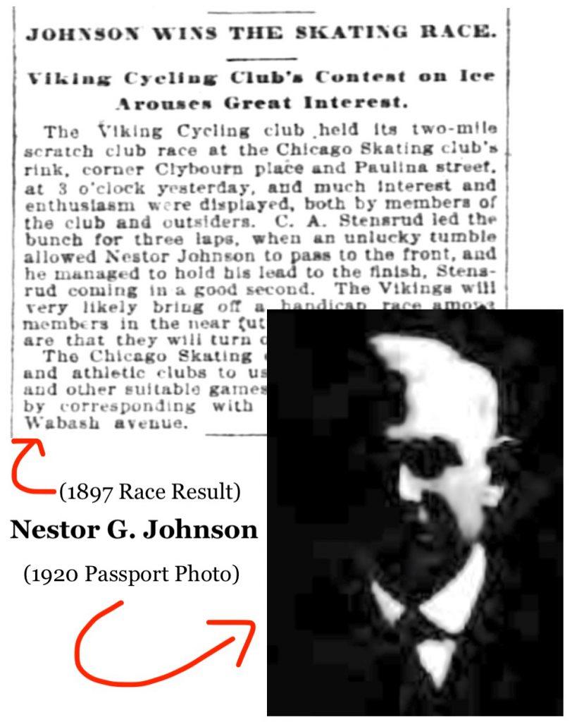 Nestor G. Johnson