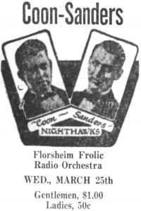 Coon-Sanders Nighthawks