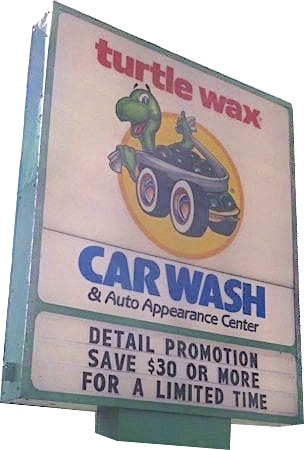 Turtle Wax Car Wash