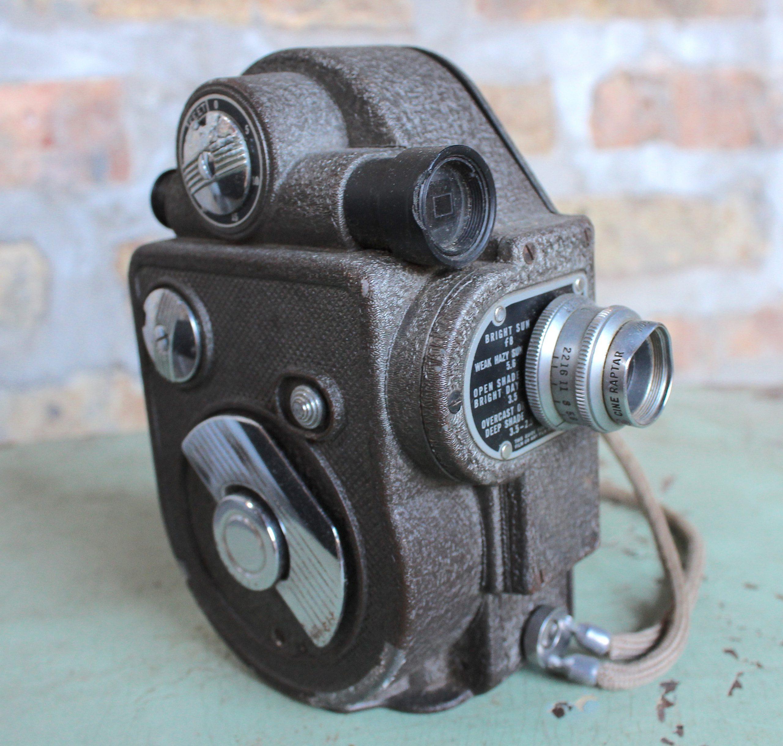 Revere Camera Company, est. 1939