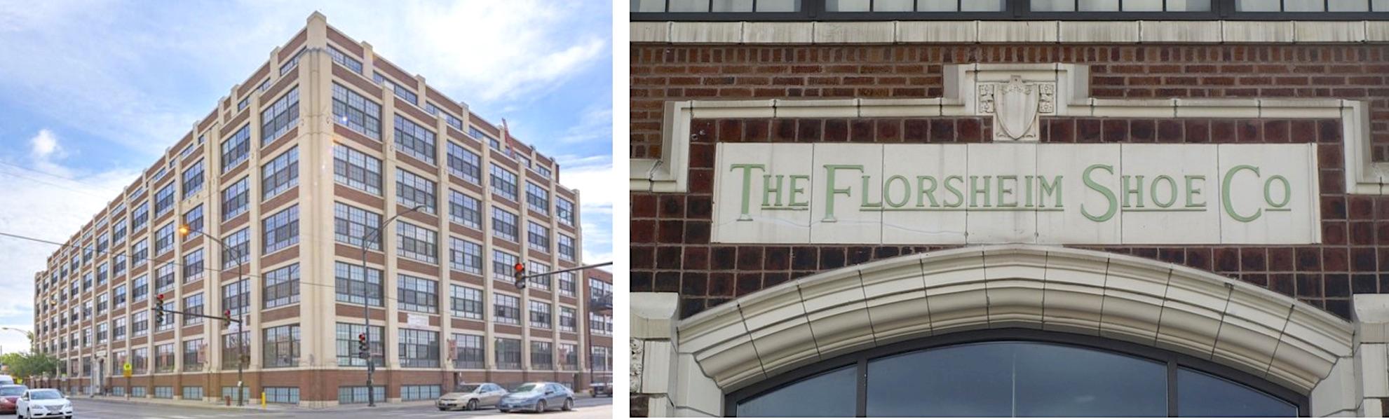 Florsheim Factory Chicago
