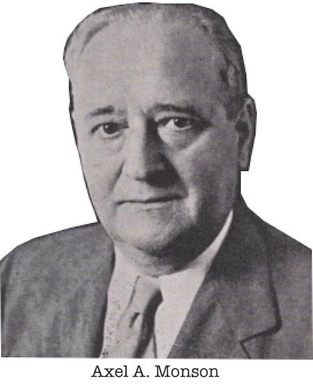 Axel A. Monson