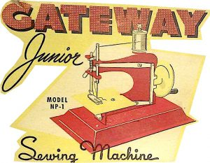 Gateway Junior Sewing Machine