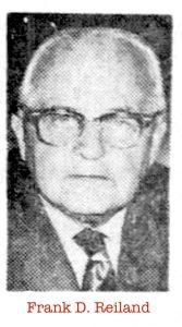 Frank D. Reiland