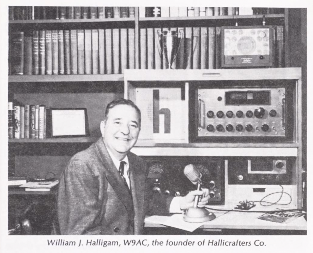 William J. Halligan