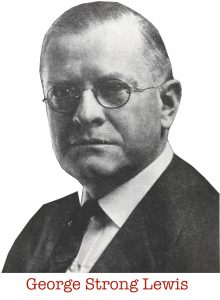 George Strong Lewis