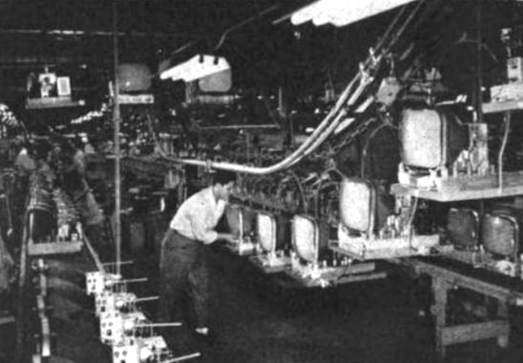 Hallicrafters factory