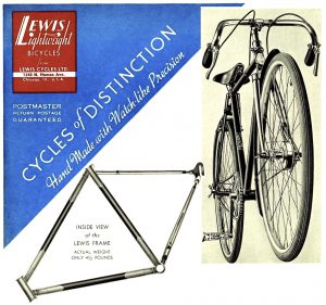 Lewis Lightweight Bicycles
