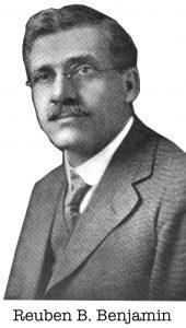 Reuben B. Benjamin