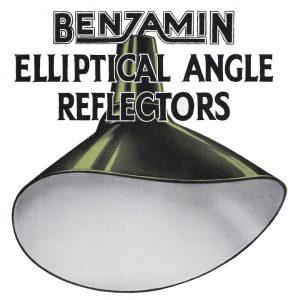 Benjamin Elliptical Angle Reflectors