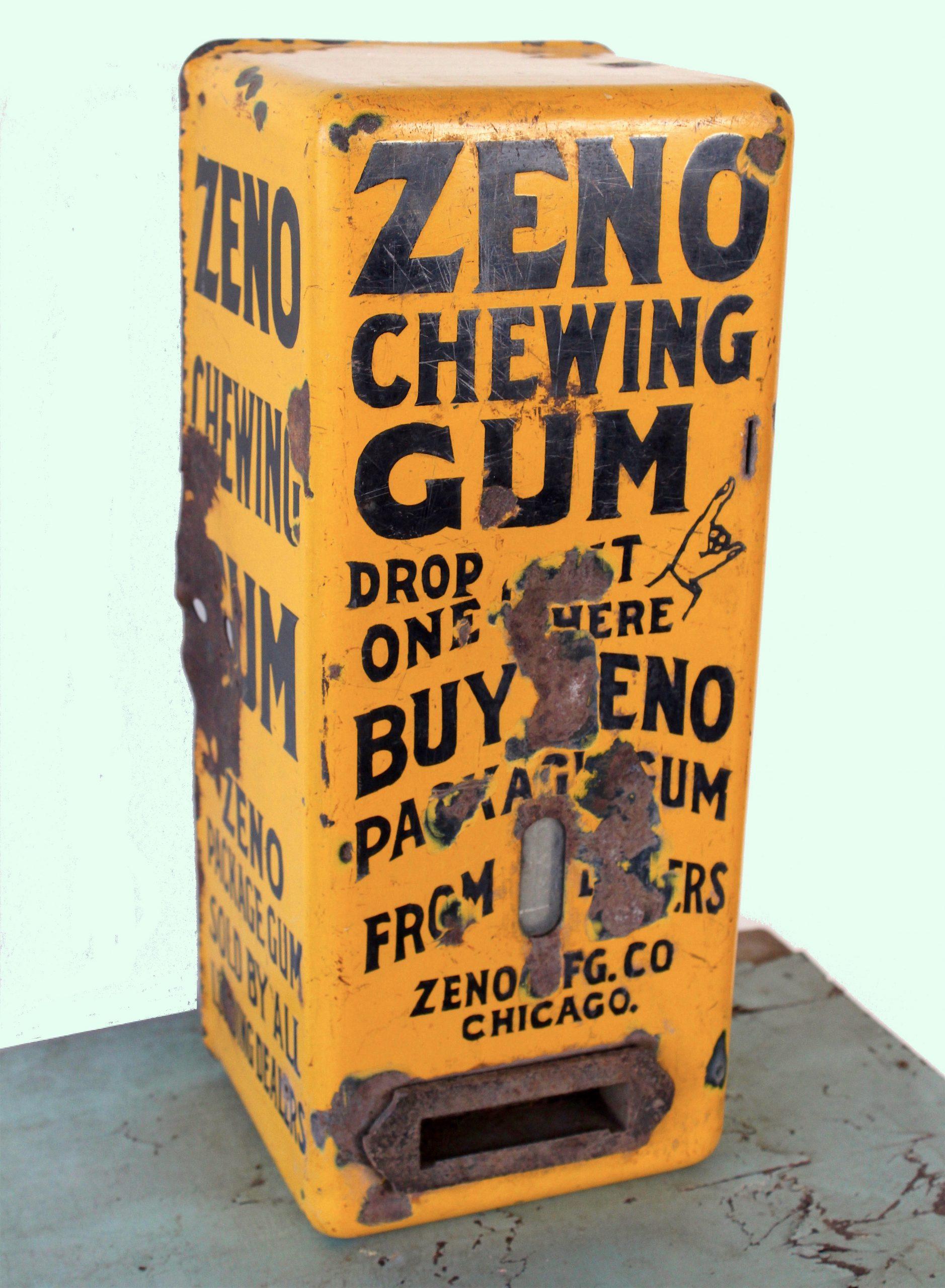 Zeno Gum History