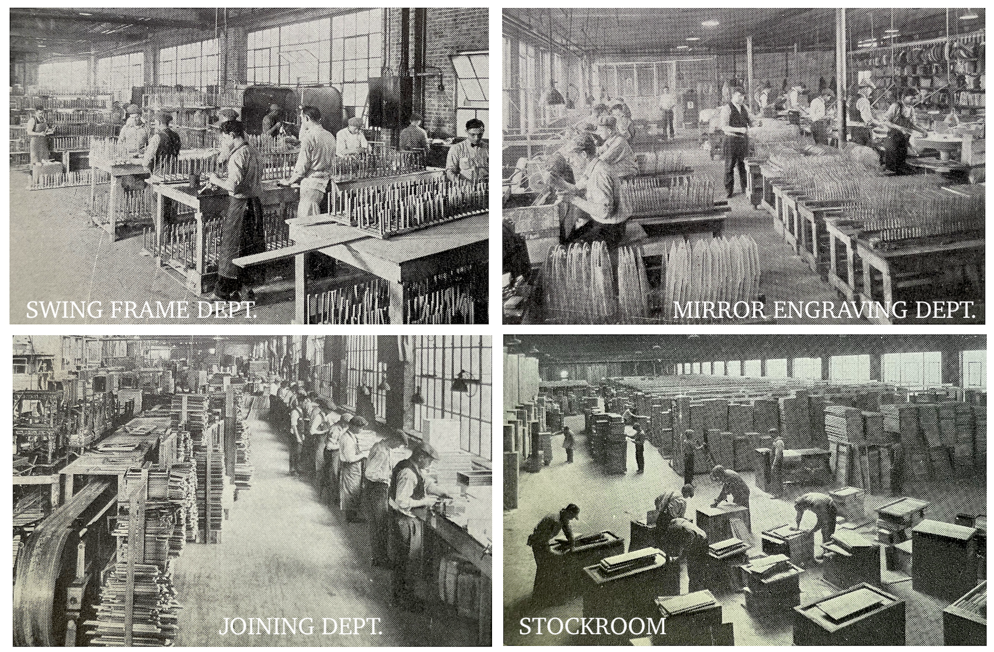 Borin factory workers