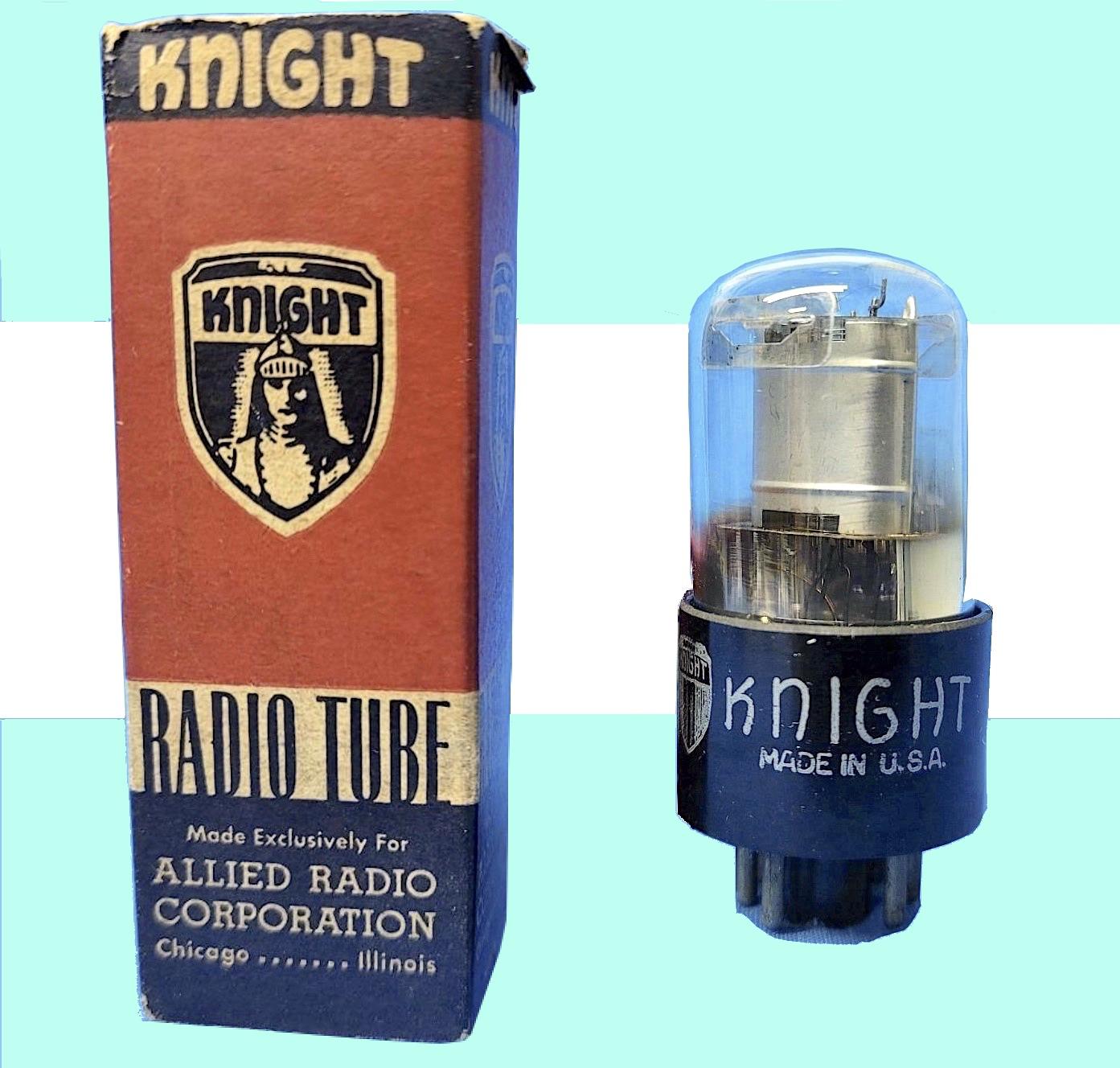 Knight Radio Tube